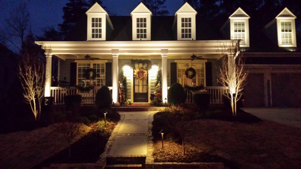 landscape lighting alpharetta ga